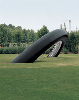 Bicyclette Ensevelie (Buried Bicycle), 1990
