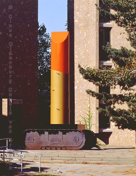 Claes Oldenburg, Public Art Sculptor #artpeople