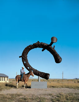 Monument to the Last Horse, 1991
